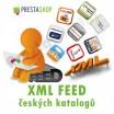 [Modul] XML feed českých katalogů