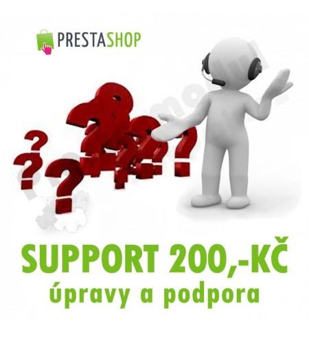 [Support] Úpravy a podpora  v. 1.5.x