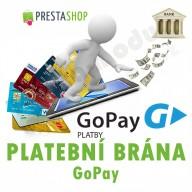 [Modul] GoPay - Platební brána