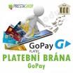 Modul pro PrestaShop - [Modul] Platební brána GoPay  - Presta-modul 1.4.x, 1.5.x, 1.6.x