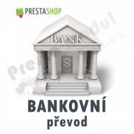 [Modul] Bankový prevod, QR platba, účty s väzbou na menu