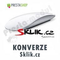 Modul pro PrestaShop - [Modul] Sklik - konverze - Presta-modul 1.5.x, 1.6.x