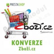 Modul pro PrestaShop - [Modul] Zbozi.cz - konverze - Presta-modul 1.5.x, 1.6.x