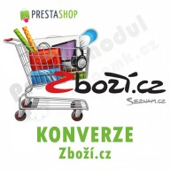 Module for PrestaShop - [Module] Zbozi.cz - conversion - Presta-module 1.5.x, 1.6.x