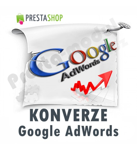 [Modul] Google AdWords - konverze