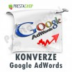 Module for PrestaShop - [Module] Google AdWords - conversion - Presta-module 1.5.x, 1.6.x