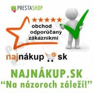 """Module for PrestaShop - [Module]  Najnákup.sk - """"Na názoroch záleží!"""" - Presta-module 1.5.x, 1.6.x"""