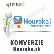 Modul pro PrestaShop - [Modul] Heureka.sk - konverze - Presta-modul 1.5.x, 1.6.x