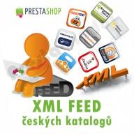 [Modul] XML feed českých katalógov
