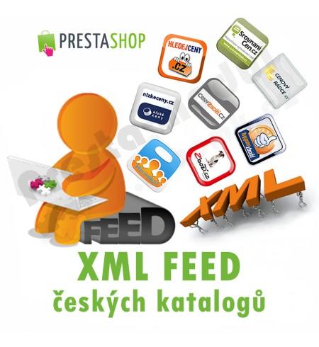 [Module] XML feed czech catalogs