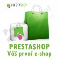 PrestaShop - Váš prvý e-shop