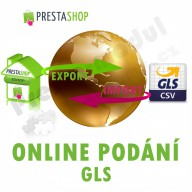 [Modul] Online podání GLS (exp/imp CSV)