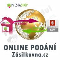 [Module] Zásilkovna.cz online submission (exp/imp CSV)