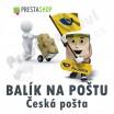 Modul pro PrestaShop - [MODUL] Balík na poštu - Presta-modul 1.5.x, 1.6.x