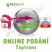 Modul pro PrestaShop - [MODUL] Online podání Toptrans (exp/imp XML) - Presta-modul 1.5.x, 1.6.x