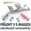 Module for PrestaShop - [MODULE] Attachments in the automatically sent e-mails - Presta-module 1.5.x, 1.6.x