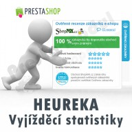 [Module]  Heureka - Customer Reviews