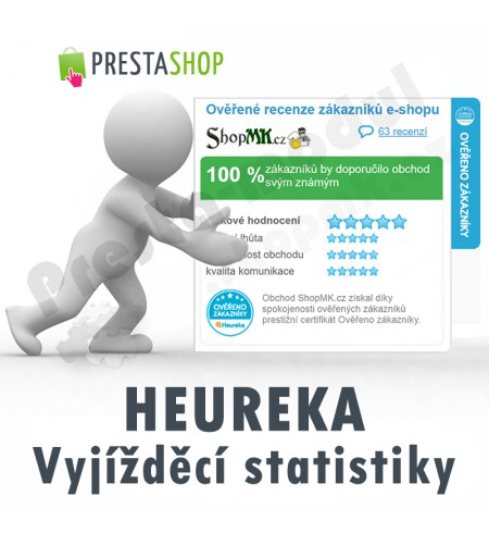 [Module]  Heureka - Customer Reviews