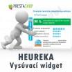 Modul pro PrestaShop - [MODUL] Heureka - Vyjížděcí statistiky - Presta-modul 1.5.x, 1.6.x
