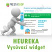 Module for PrestaShop - [MODULE]  Heureka - Rolling statistics - Presta-module 1.5.x, 1.6.x