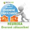 Module for PrestaShop - [MODULE]  Heureka - Verified by customers - Presta-module 1.5.x, 1.6.x