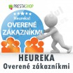 Module for PrestaShop - [MODULE]  Heureka - Verified by customers - Presta-module 1.5.x, 1.6.x