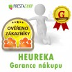 Module for PrestaShop - [MODULE] Heureka - Garance purchase - Presta-module 1.5.x, 1.6.x