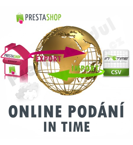 [Modul] Online podání IN TIME (exp/imp CSV)