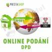 Modul pro PrestaShop - [MODUL] Online podání DPD (exp/imp CSV) - Presta-modul 1.5.x, 1.6.x