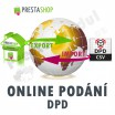 Module for PrestaShop - [MODULE] DPD online submission (exp/imp CSV) - Presta-module 1.5.x, 1.6.x
