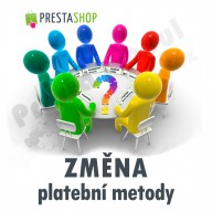 Module for PrestaShop - [MODULE] Change payment method in existing orders - Presta-module 1.5.x, 1.6.x