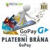 Modul pre PrestaShop - [Modul] Platobná brána GoPay  - Presta-modul 1.4.x, 1.5.x, 1.6.x