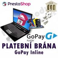 1.7 [Modul] Platební brána GoPay - nová REST API