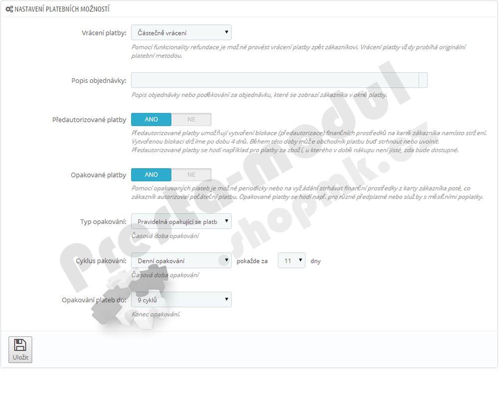 1 7 [Module] Payment Gateway GoPay Inline