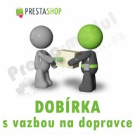 Modul pro PrestaShop - [Modul] Dobírka s poplatkem + DPH - Presta-modul 1.4.x, 1.5.x, 1.6.x
